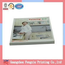 Advanced Manufacture Personalized OEM Softcover Printing Book