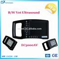Ec3000av 2014 caliente venta veterinaria obstétrica instrumentos y ultrasonido máquina