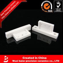 High temperature insulation wear-resistant corrosion-resistant 95% alumina ceramic electric parts