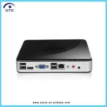 Cheap Mini PC 1080P used on industrial field,industrial mini pc 1037u 2G RAM 16G SSD