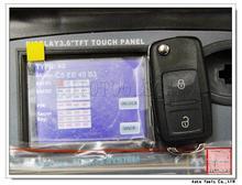 433Mhz for VW Remote Key 2 Button 1 JO 959 753 N for Europe South America(AK001010)