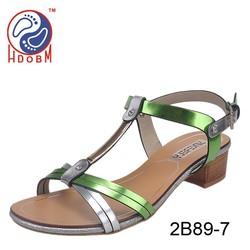 Wholesale Top Sale High Quality Custom Fashion Women Shoes Summer 2014
