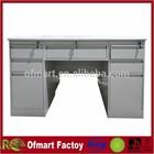 Commercial furniture steel office desk