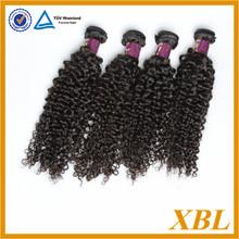 Chian manufacturer short natual kinky curly 6a virgin brazilian virgin human hair for sale
