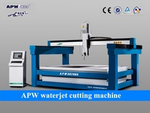 2015 APW Water jet cut for ceramic