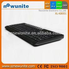 New style promotional multimedia keyboard wireless