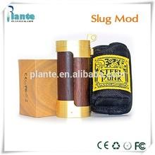 Prefect mech mod Wooden vaporizer pen mod slug mod 1:1 clone Crazy selling