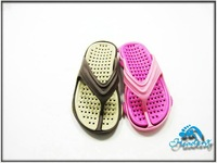Wholesale beach shoes bathroom SPA slippers
