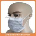 capas 4 desechables no tejidos balísticos médico quirúrgico filtro de carbón activado máscara de la cara