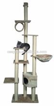 high quality cat scratcher pet Cat tree cat products