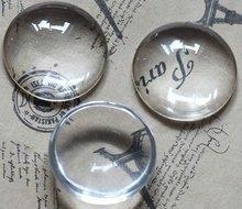 Latest glass jewelry rain drop shape fashionable resin rose cabochon