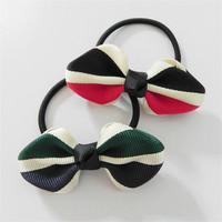 organic cotton bungee hair ties