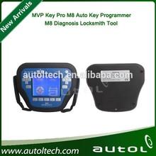 Key Pro M8 Auto Key Programmer reads many Pin Codes Free Update Free Shipping from amanda