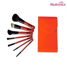 orange color makeup brush 021