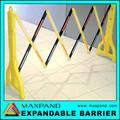 ampliable portátil barrera de la carretera de equipo de seguridad las barreras de carretera