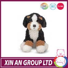 ICTI and Sedex audit hot selling stuffed bernese mountain dog