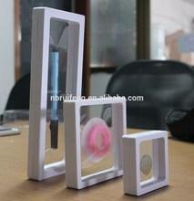 Clear display window frame gift Box