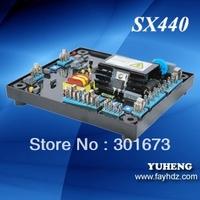 AC imput AVR SX440 generator voltage controller