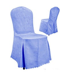 Youkexuan jacquard banquet chair cover HC-C107