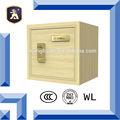 Wonli gnfdx- un/d-36a lujoso mini-clave seguro/pequeños de la casa electrónicos con llave llave de la caja