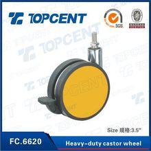 Bureau Veritas test shock absorber furniture caster wheels