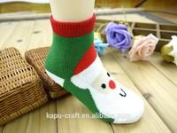wholesale christmas baby ankle socks winter novelty socks