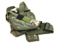 ACU Digital Camouflage tactical shoulder holster distributor , shoulder gun holster