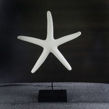 ocean series polystone starfish ornament