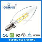 good quality house lighting led filament candle bulb