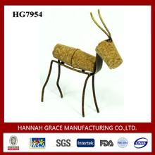 Art Design Goat Metal Craft Decoration