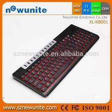 New style best sell china wholesale multimedia keyboard