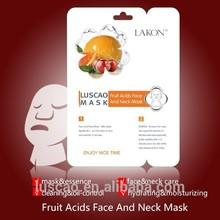 Óleo de avestruz para frutas máscara de ácido