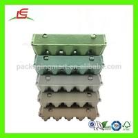 ZT344 Customized Printed Biodegradable Paper Box Egg Carton
