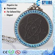 Custom Stainless Steel Pendant Quantum Scalar Pendant Thailand Stainless Steel Jewelry