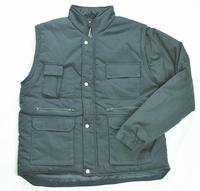 SUNNYTEX OEM 2014 Men Outdoor Coat removable sleeves vest