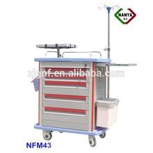 NEW!!!hospital nursing instrument trolley