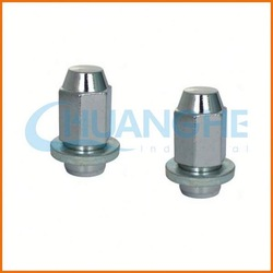 China wholesale low price forged aluminum 4x100 wheel spacer