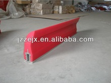 Customized PU Products, pu blade for conveyor belt