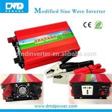 Factory Dc12v24v To Ac 110v/220v Off Grid solar Inverters 600/1200/1000w modified Sine Wave