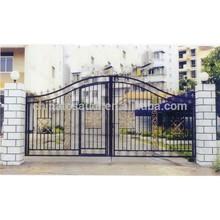 Modern Iron Main Gate Design for Home and Garden W06