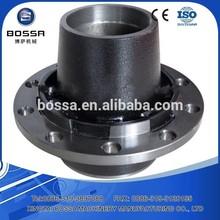 China Direct Factory casting iron OEM Standard trailer axle wheel hub