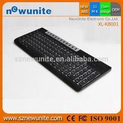 Alibaba china hot-sale 360 rotary wireless keyboard 3.0