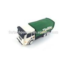 Promotional bus shape usb flash drive truck