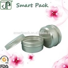 Cosmetic Cream Use Aluminum Storage Container Set