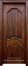 2015 Traditional wood door interior doors design solid wood