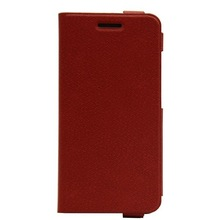 Hot selling cheap 5.5 inch replica microfiber material custom mobile I phone6 phone flip cover case