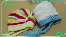 Smart Colorful Knitting Girls Baby Winter Cap