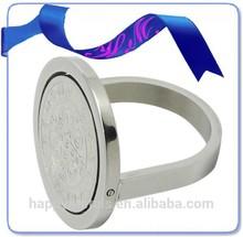 Christian jewelry cross stainless steel men's ring