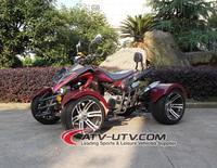 EEC atv with 14 Inch aluminium wheels