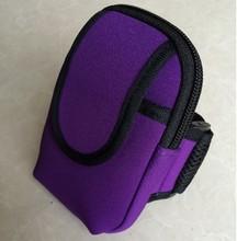 Sports Outdoor Bag Arm Strap Purse Bag Running Cellphone Armband Case